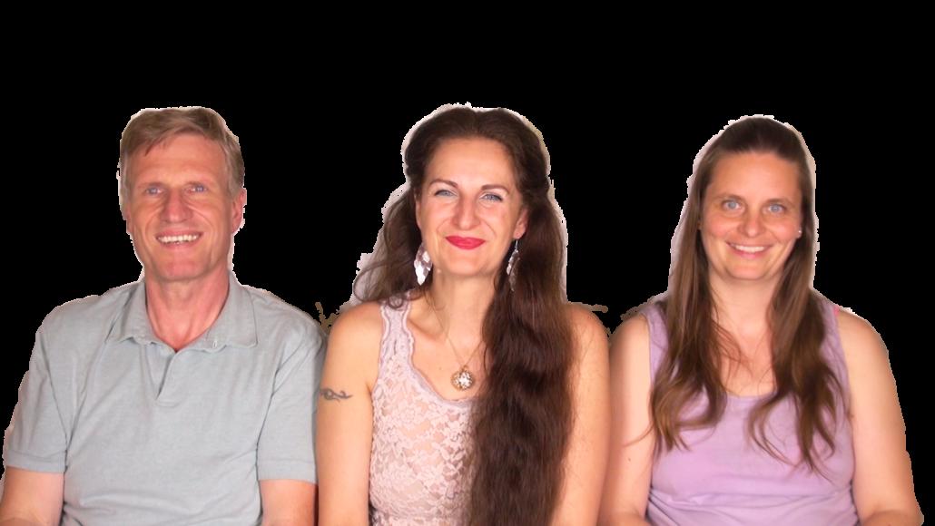 Uwe Breer, Nancy Holten & Lena Giger